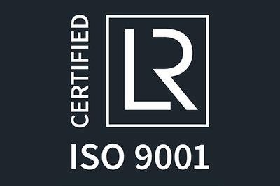 image ISO 9001:2015 (LRQA)