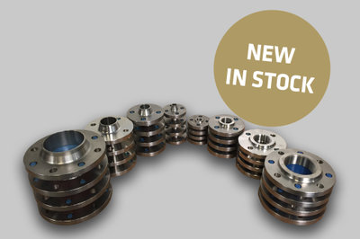 image Discover our stock with stainless steel