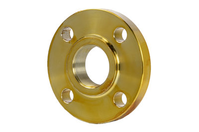 image Threaded flange